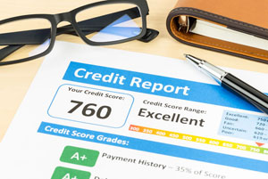 Estate Administration and Bad Credit
