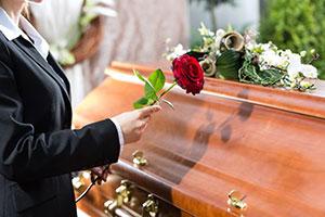 Funeral Representative