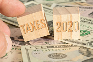 2020 Tax Update | The Pollock Firm LLC