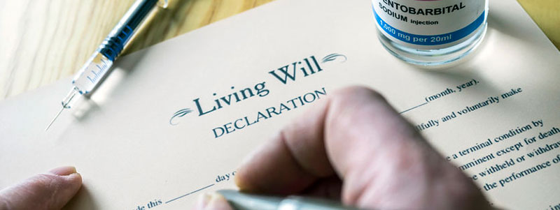 Advanced Health Care Directives and Living Will | The Pollock Firm LLC