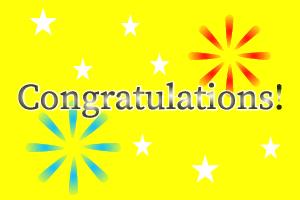 Congratulations to Merideth E. Ketterer